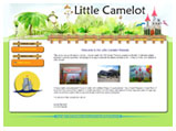 Preschool Website Design Sample1